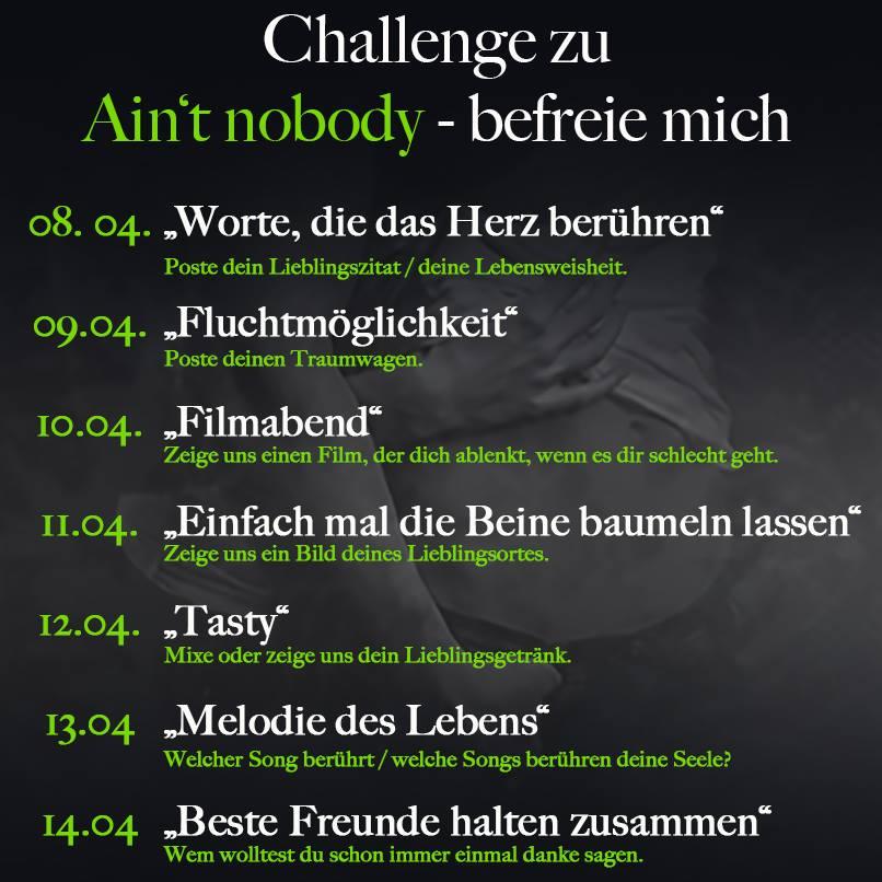 Aint Nobody Challenge